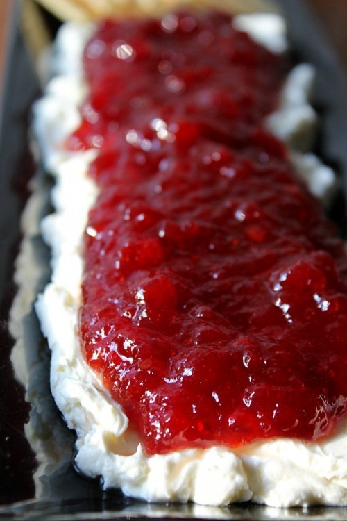 Cranberry Pepper Jelly Dish – Perfect with crackers or sliced apples ...